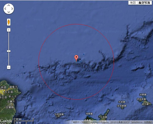 100km_radius_from_the_senkaku