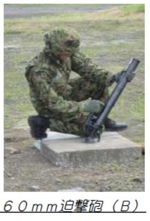 60mmmortar