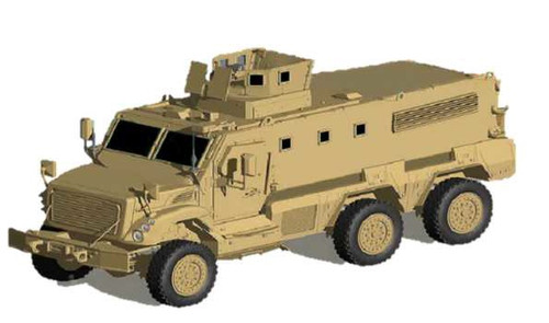Transport_protected_vehicle